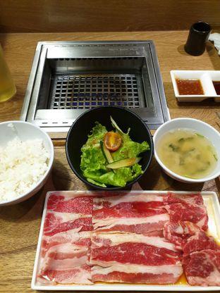 Foto 5 - Makanan di Yakiniku Like oleh ig: @andriselly