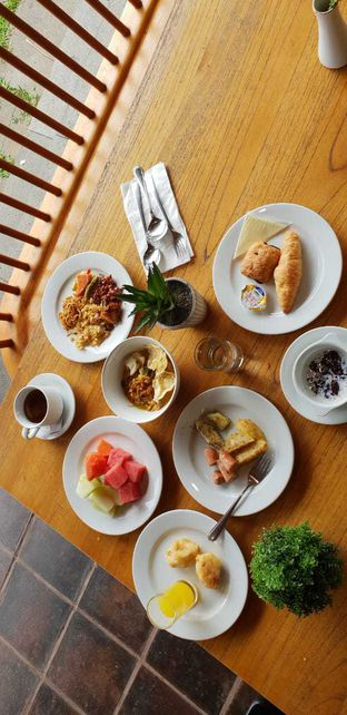 Foto 4 - Makanan di The Bamboo Restaurant - Novus Giri oleh Novi Ps