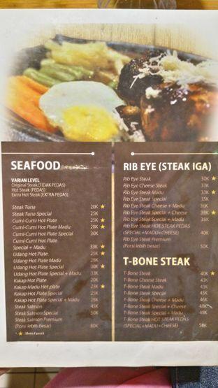Foto review Hot Steak Pedas oleh Oryza Sativa 3