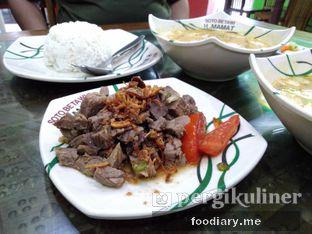 Foto 2 - Makanan di Soto Betawi H. Mamat oleh @foodiaryme | Khey & Farhan