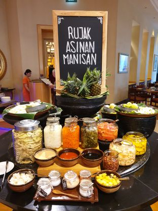 Foto 7 - Makanan di Sailendra - Hotel JW Marriott oleh ig: @andriselly