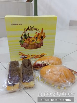 Foto review Delicious Bakery oleh @NonikJajan  1