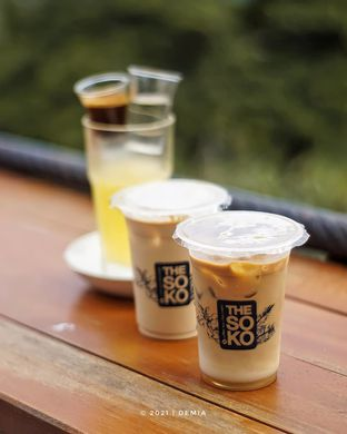 Foto 1 - Makanan di The Soko Coffee Tea Chocolate oleh @demialicious