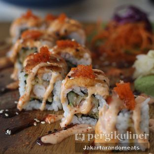 Foto 11 - Makanan di Gyoza Bar oleh Jakartarandomeats