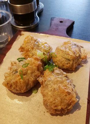 Foto 2 - Makanan(perkedel keju) di Wakacao oleh maysfood journal.blogspot.com Maygreen