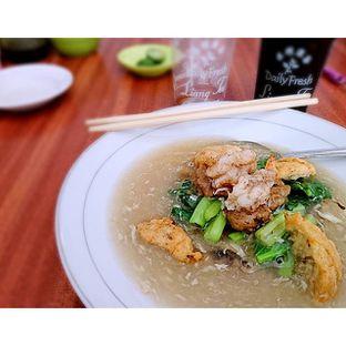 Foto - Makanan di Kwetiaw Bakar Wapo oleh instagram : kohkuliner