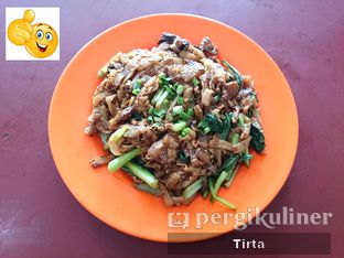 Foto 1 - Makanan(Kwetiaw Goreng) di Amung Kwetiau & Bakso Sapi oleh Tirta Lie
