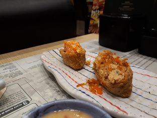 Foto review Itacho Sushi oleh Dwi Izaldi 2
