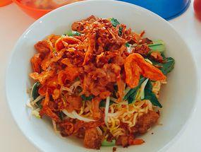 Foto Bakmie Jamur Vegan Vegetarian 99