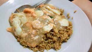 Foto - Makanan(nasi sirem seafood) di Kwetiau Akang oleh Komentator Isenk