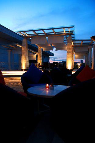 Foto 2 - Eksterior(Ambiance) di Hurubatu Grill Garden - The Papandayan Hotel oleh Ricky Stanly
