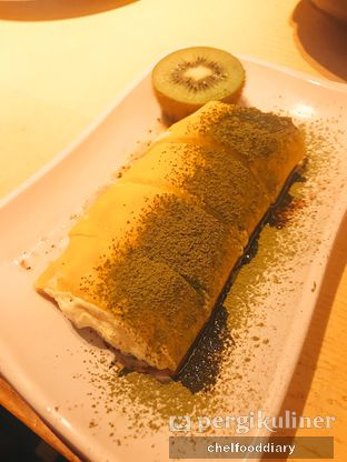 Foto - Makanan(Tamagoyaki Cream) di Sushi Tei oleh Rachel Intan Tobing