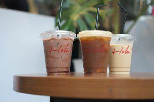 Foto 5 - Makanan(- Es Kopi Susu - Hola Sunrise - Chocoberry) di Hola! Koffie oleh @demialicious