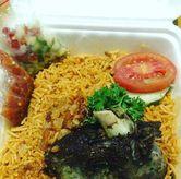 Foto Nasi Kabsah Kambing (take Away) di Restaurant Ayla & Shisa Cafe