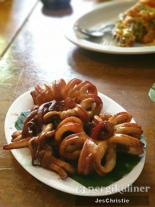 Foto 1 - Makanan(Cumi Bakar) di Pondok Laguna oleh JC Wen