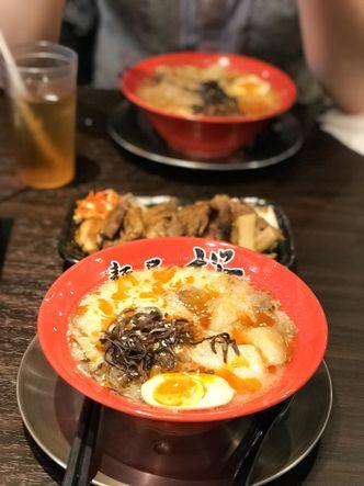 Foto Makanan di Menya Sakura