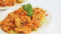 Udang Crispy , menu rekomendasi di Tsamara Resto & Function Hall