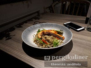 Foto 1 - Makanan di Bakerzin oleh IG @priscscillaa