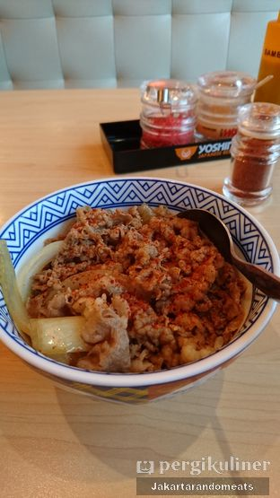 Foto 2 - Makanan di Yoshinoya oleh Jakartarandomeats