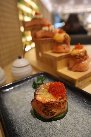 Foto 6 - Makanan di Sushi Hiro oleh thehandsofcuisine