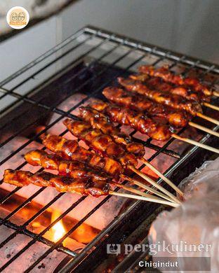 Foto 5 - Makanan(Sate Ayam Banjar) di Depot Mak Ay oleh Chigindut Youtuber