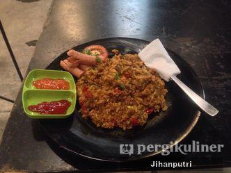 Foto Makanan di Scangkir Kopi
