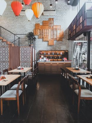 Foto 1 - Interior di Wee Nam Kee oleh deasy foodie