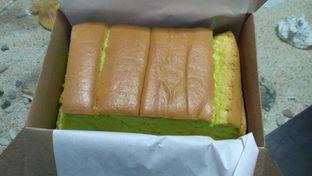 Foto 6 - Makanan(Pandan Pillow Cake) di Momoiro oleh Lia Harahap
