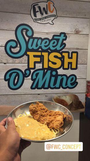 Foto review Fish Wow Cheeseee oleh Ryan Afri 1