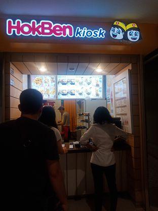 Foto review HokBen (Hoka Hoka Bento) oleh Fensi Safan 2