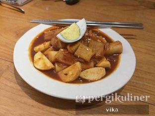 Foto 2 - Makanan di Chingu Korean Fan Cafe oleh raafika nurf