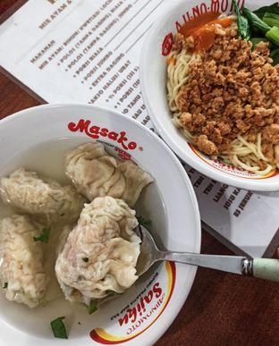 Foto review Bakmi & Bakso Mey-Mey oleh Junior  3