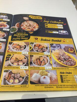 Foto 4 - Menu di Chop Buntut Cak Yo oleh Dyah Ayu Pamela