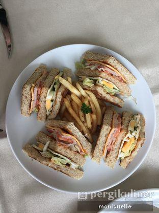 Foto 3 - Makanan(Turkey sandwich) di Platinum Grill oleh Monique @mooniquelie @foodinsnap