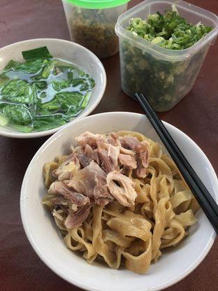 Foto review Bakmie Ayam Kampung Agus oleh Marsha Sehan 1