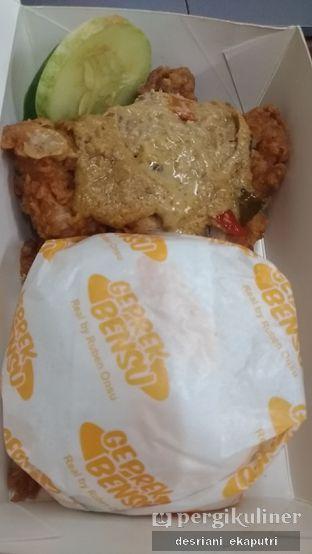 Foto 1 - Makanan di I Am Geprek Bensu oleh Desriani Ekaputri (@rian_ry)
