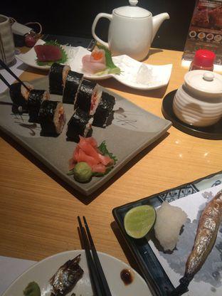 Foto 1 - Makanan di Sakana MidPlaza oleh @Itsjusterr