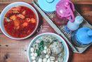 Foto Makanan di Baso Jewol Abah