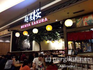 Foto review Menya Sakura oleh Akiradna @eat.tadakimasu 6