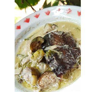 Foto 3 - Makanan(Mangut Pari Asap) di Warung Tuman oleh Gembuli Tan