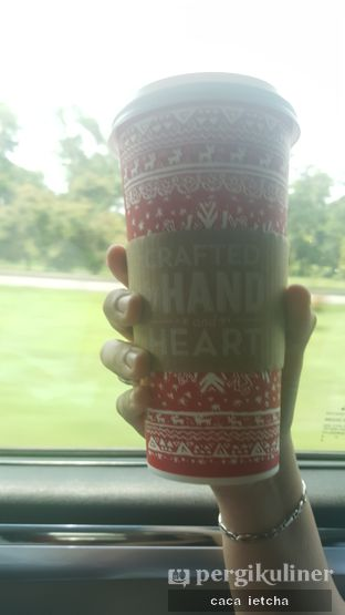 Foto review Starbucks Coffee oleh Marisa @marisa_stephanie 3