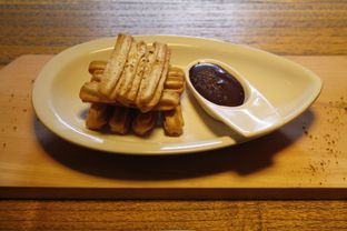 Foto review Vrroom Cafe & Resto oleh Novita Purnamasari 5