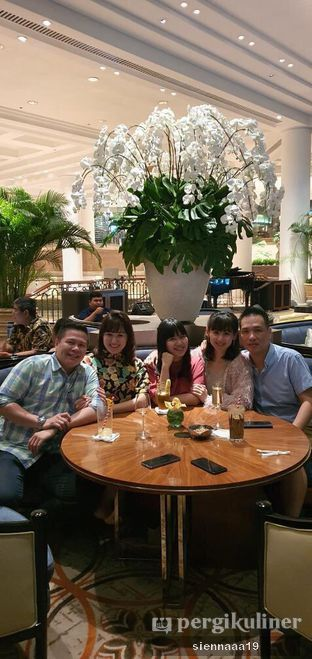 Foto review Fountain Lounge - Grand Hyatt oleh Sienna Paramitha 6