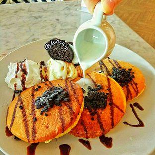 Foto 1 - Makanan(Oreo Pancake) di Giggle Box oleh felita [@duocicip]