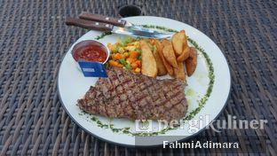 Foto - Makanan(New York Steak) di United Steaks oleh Fahmi Adimara