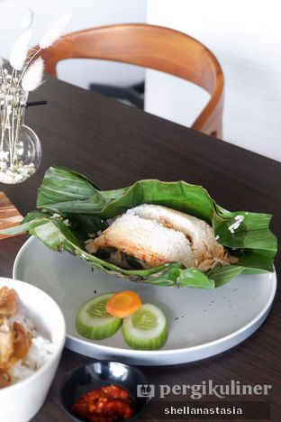 Foto 4 - Makanan(Nasi Bakar) di Honua oleh Shella Anastasia
