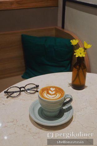 Foto 1 - Makanan(Caramel Latte) di Lula Kitchen & Coffee oleh Shella Anastasia