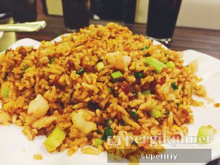 Foto 4 - Makanan(nasi goreng bumbu XO) di Asian King oleh @supeririy