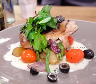 Foto 3 - Makanan(Riviara Style Baramundi) di Kitchenette oleh dk_chang