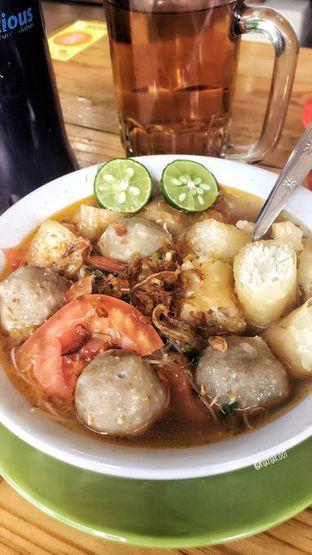 Foto 1 - Makanan di Soto Mie Bogor Bang Asan oleh Nanakoot